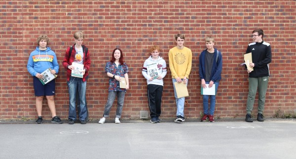 What a Line-Up! Outstanding GCSE results achieved, 2021